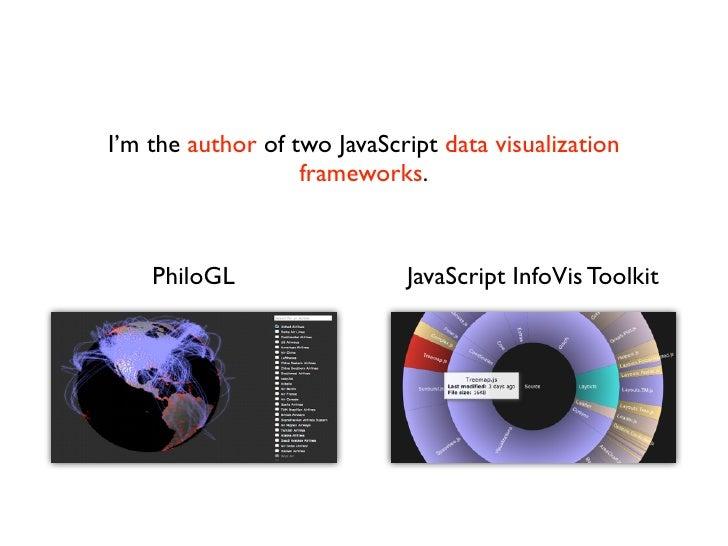 New Tools for Visualization in JavaScript - Sept. 2011 Slide 3
