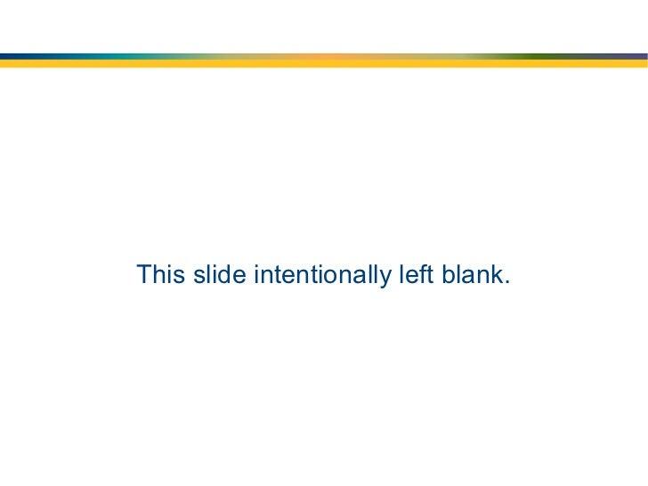 This slide intentionally left blank.