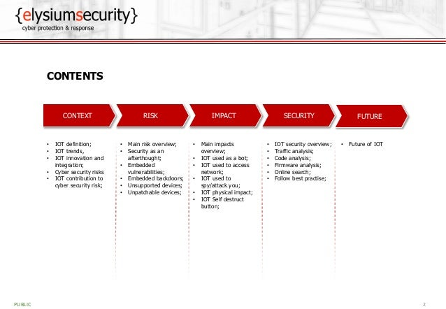 IOT Security Slide 2