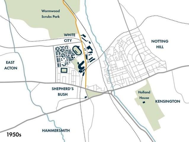 White City Place (BBC Media Village) Imperial College • Uren Research Hub Imperial College White City Campus