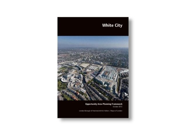 White City is a changing part of London. How did it come to be and where is it going?