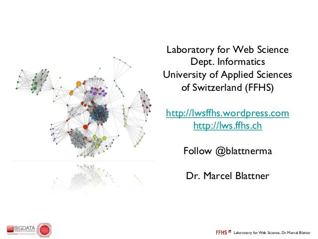 Laboratory for Web Science