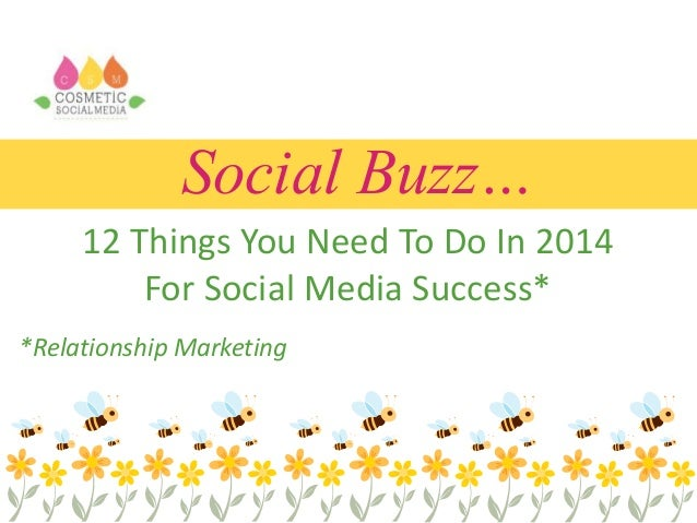 Social Media Mini Boot Camp AACS 2014 Slide 3