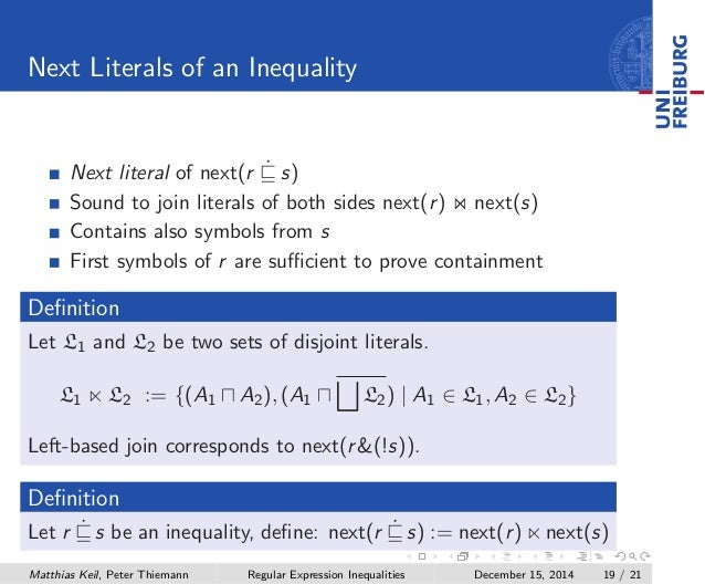 Symbolic Solving Of Extended Regular Expression Inequalities