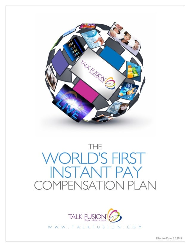 TALKFUSION COMPENSATION PLAN AWESOME
