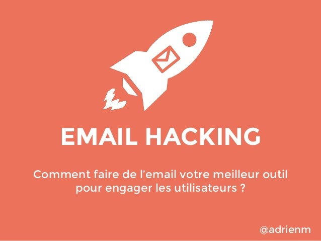 email hacking   comment faire de l u0026 39 e