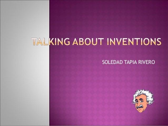 SOLEDAD TAPIA RIVERO