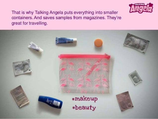 Talking Angela