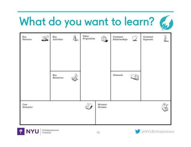 @NYUEntrepreneur What do you want to learn? 10