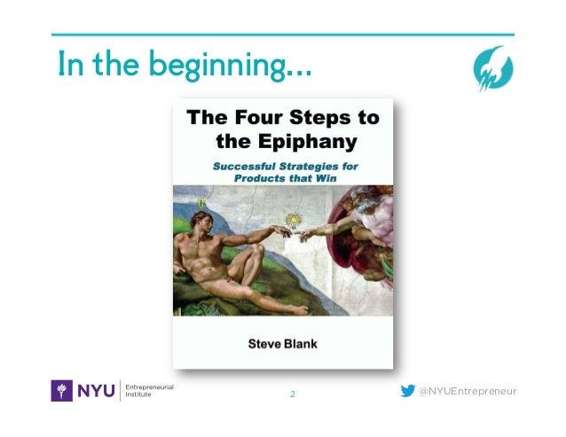 @NYUEntrepreneur In the beginning… 2