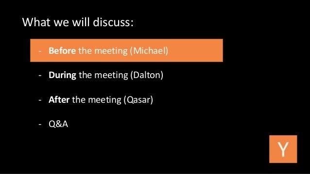 Y Combinator Startup Class #19 : How to talk to investors 2/2 Slide 2