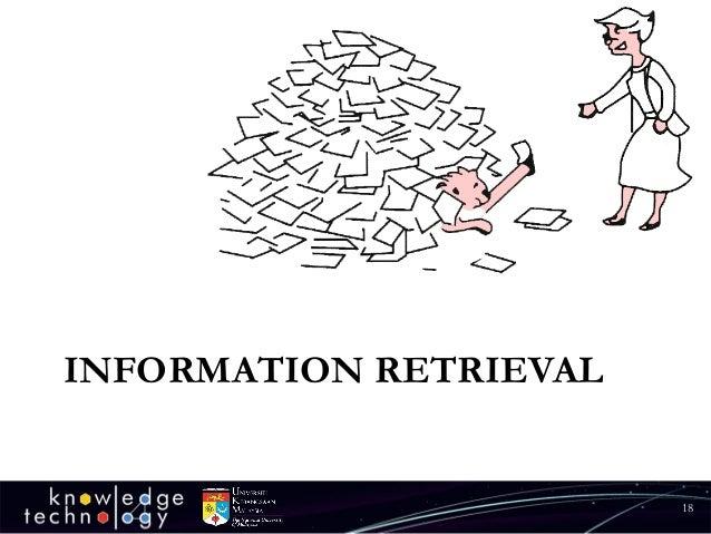 INFORMATION RETRIEVAL  18