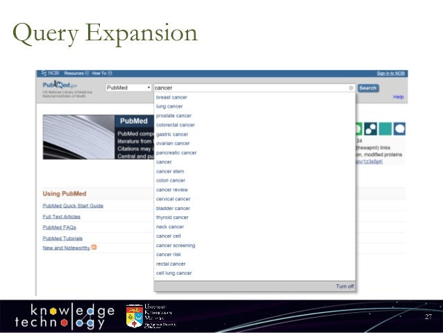 Query Expansion  27