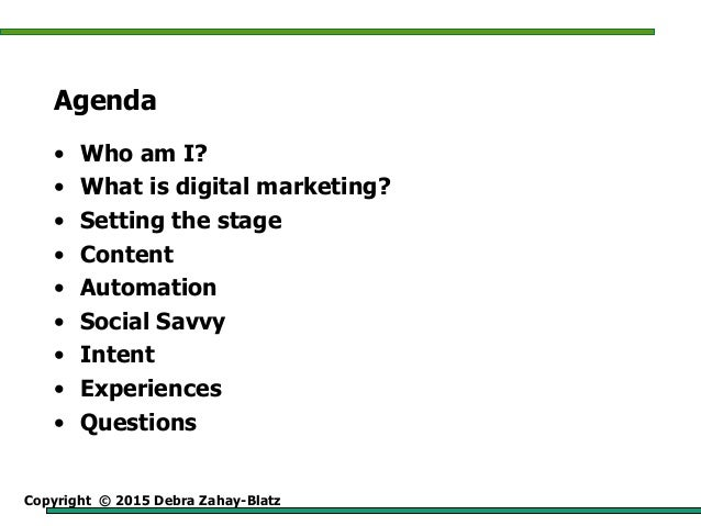 Top Five Trends in Digital Marketing for 2015 and How to