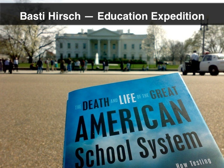 Basti Hirsch — Education Expedition