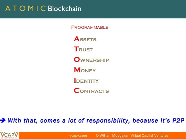 william mougayar business blockchain pdf