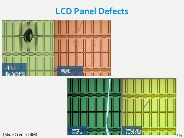 台灣人工智慧學校首屆開學典禮 245 Typical PCB defects