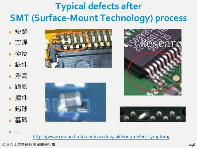 More SMT/DIP Defect Examples 247