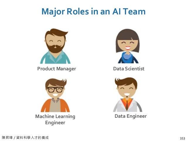 陳昇瑋 / 從大數據走向人工智慧