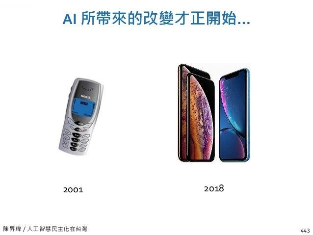 人工智慧在台灣: 產業轉型的契機與挑戰