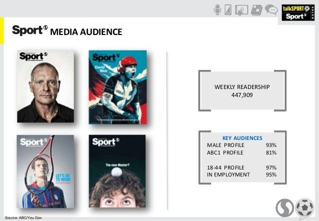 MEDIA AUDIENCEWEEKLY READERSHIP447,909KEY AUDIENCESMALE PROFILE 93%ABC1 PROFILE 81%18-44 PROFILE 97%IN EMPLOYMENT 95%Sourc...