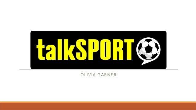 TalkSPORT Radio OLIVIA GARNER