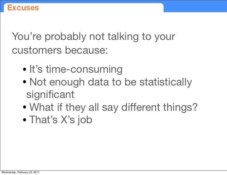 Get More Useful Feedback Slide 2