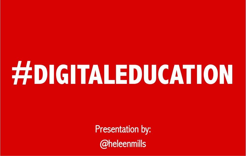 Digital Education: Case Study
