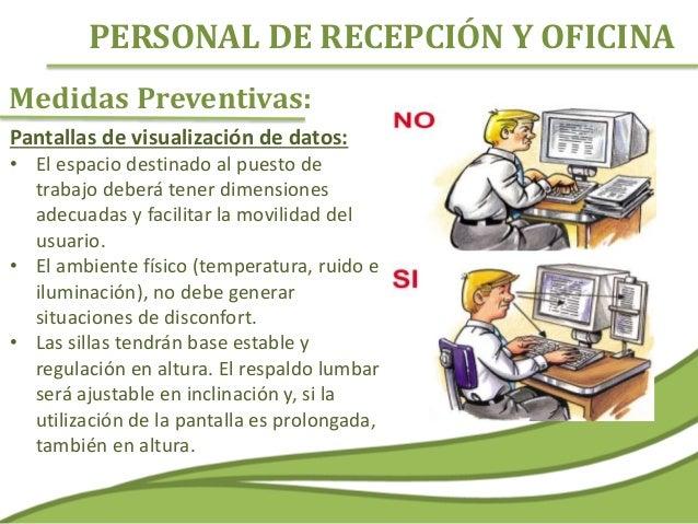 Taller seguridad y salud en hoteles for Oficina proteccion datos