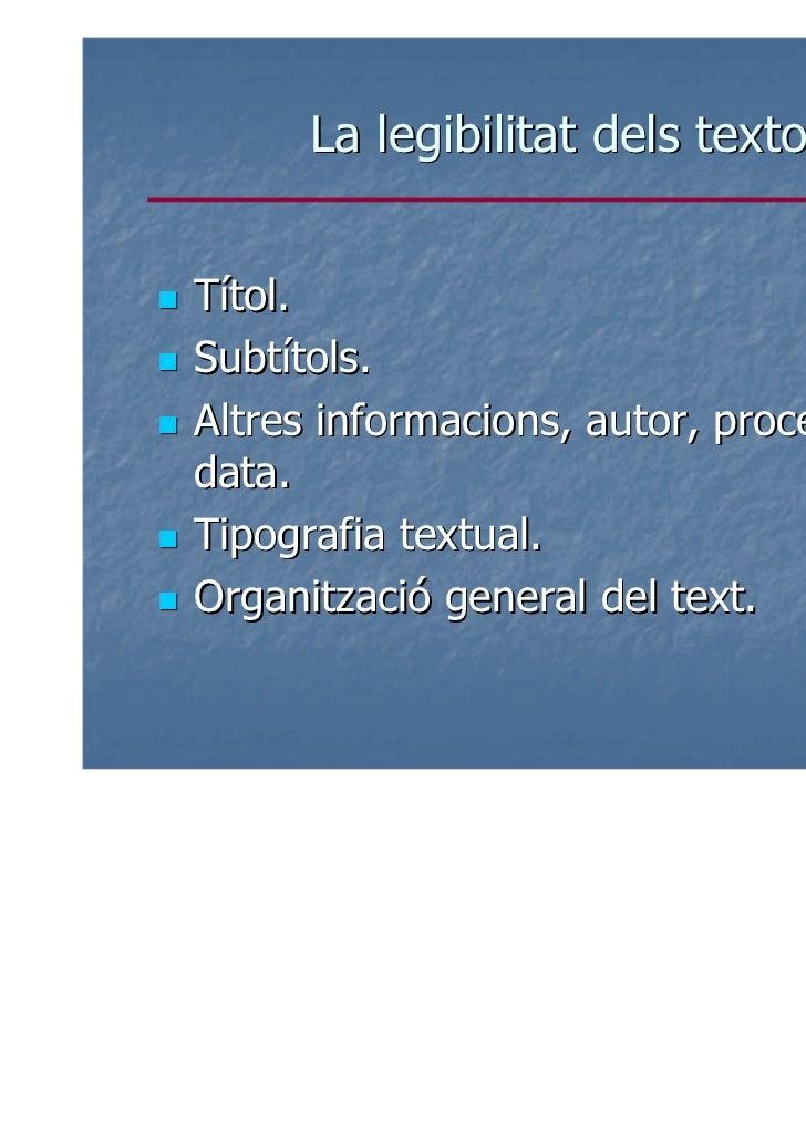 Activitats prèviesPresentar lobjectiu de la lectura.Activar els coneixements relacionats amb el text.Contextualitzar el te...