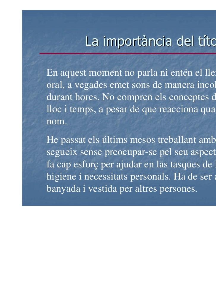Afavorir diferents nivells de lecturaLectura literal:   Què diu el text?Lectura inferencial   Quines coses no diu el text ...