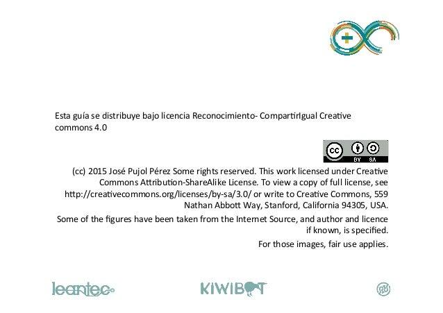 Esta  guía  se  distribuye  bajo  licencia  Reconocimiento-‐  Compar9rIgual  Crea9ve   comm...