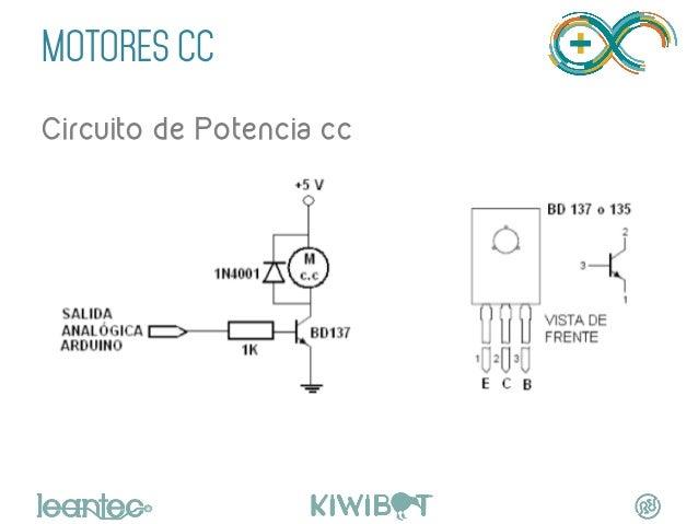 """MOTORES CC Circuito de Potencia cc """""""