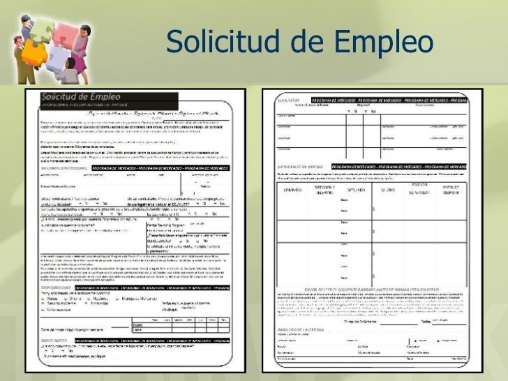 Taller la solicitud de empleo for Cursos de la oficina de empleo