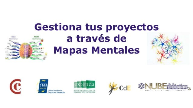 Gestiona tus proyectos a través de Mapas Mentales
