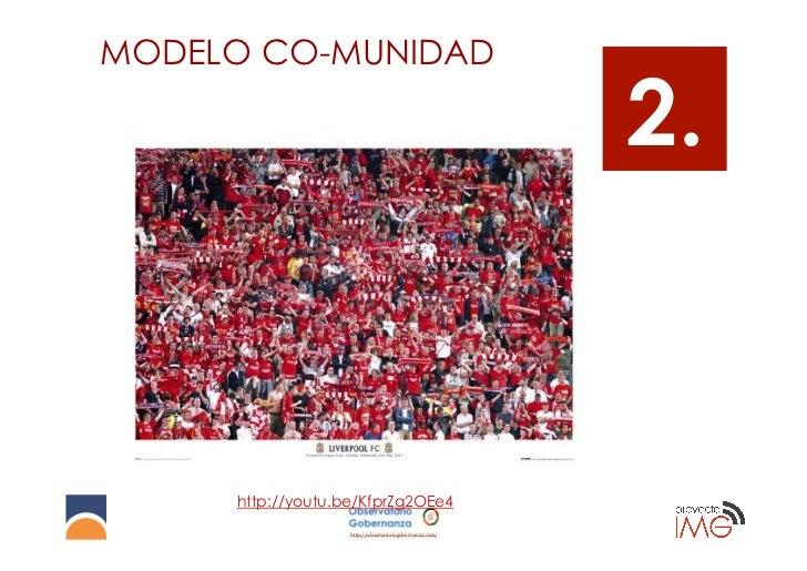 MODELO CO-MUNIDAD                                                        2.     http://youtu.be/KfprZg2OEe4               ...
