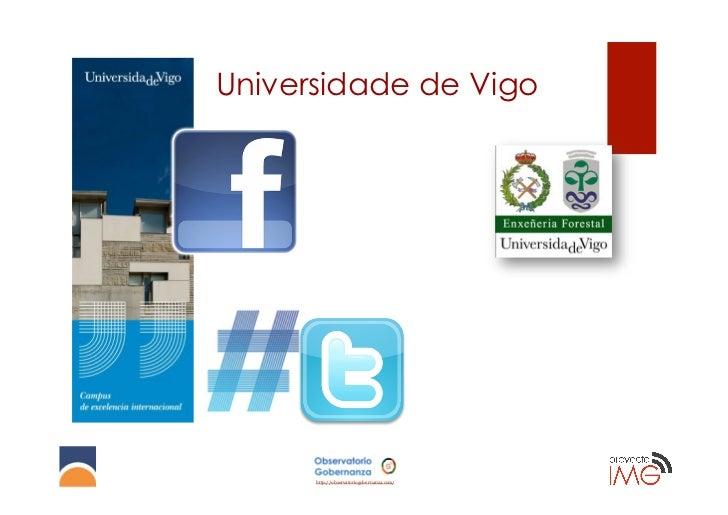 Universidade de Vigo      http://observatoriogobernanza.com/
