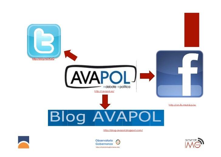 Avapolhttp://bit.ly/rsVKeQ                       http://avapol.es/                                                        ...