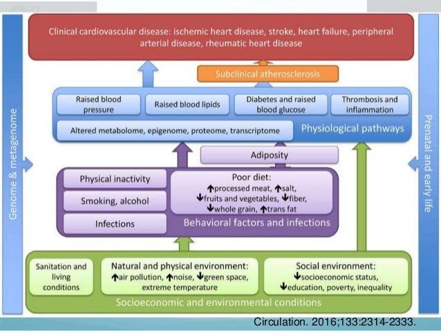 ¿Por qué realizar el calculo del riesgo cardiovascular?