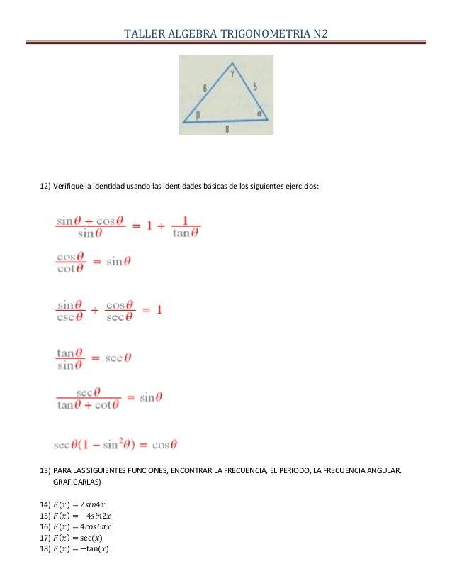 Taller 2 algebra