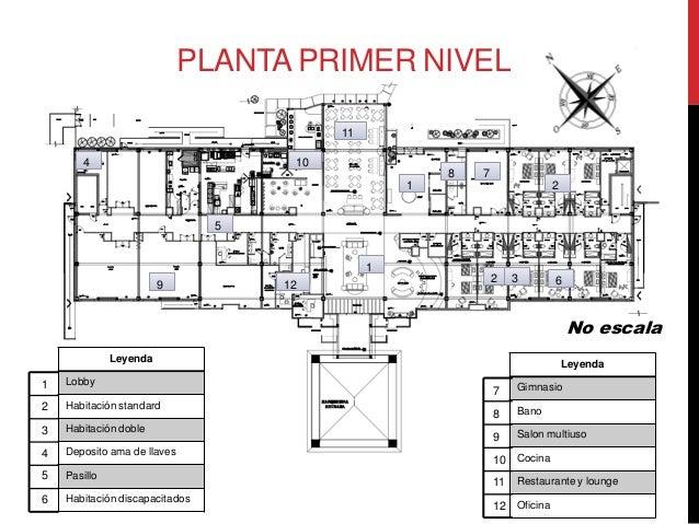 Propuesta dise o hotel marriott for Hoteles en planta