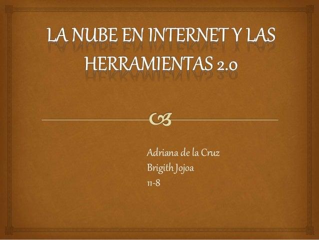Adriana de la Cruz Brigith Jojoa 11-8