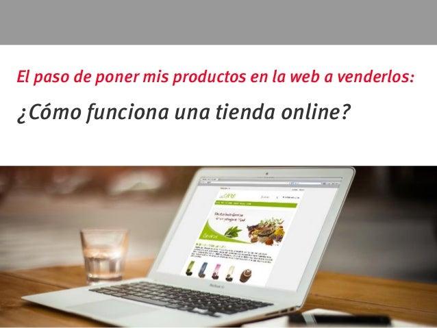 Taller 3 crea tu tienda online promoci nate en internet for Crea tu casa online