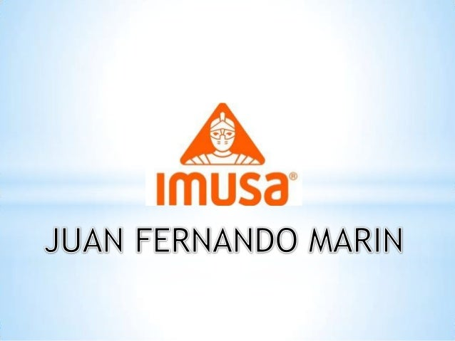 1934: El 9 de agosto en Copacabana Antioquia, nace la sociedad de Industrias Metalúrgicas S.A. (IMUSA)