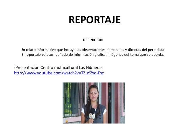Taller De Reportajes En Primaria