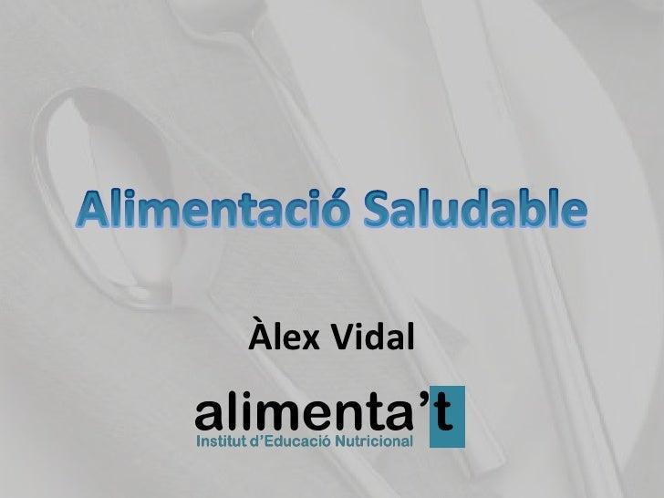 Àlex Vidal
