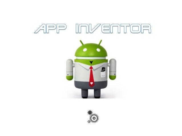 Enllaç per App Inventor II: http://dev-explore.appinventor.mit.edu