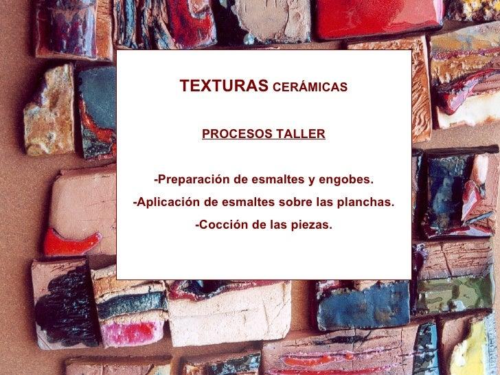 Taller Ceramica 4 12 2008