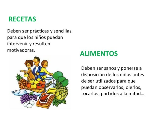 Taller cocina en educaci n infantil for Definicion de gastronomia