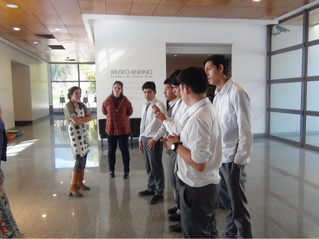 Taller de acuarela en el museo andino